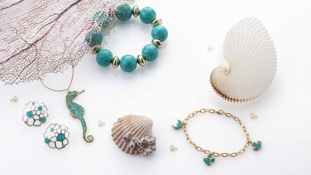 nautical jewelry collection adina plastelina